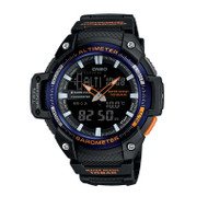 Casio® SGW450H-2B Twin Sensor Analog Digital Sports Watch