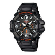 Casio® MCW100H-1AV Heavy Duty Chronograph Analog Sports Watch