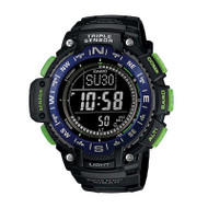 Casio® SGW1000-2B Triple Sensor Compass Watch with Digital Display