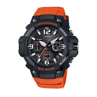 Casio® MCW100H-4AV Heavy Duty Chronograph Analog Sports Watch