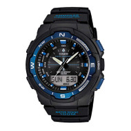 Casio® SGW500H-2BV Twin Sensor Analog Digital Sports Watch