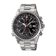 Casio® Edifice EF527D-1AV Stainless Steel Multi-Function Chronograph Watch