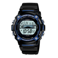 Casio® WS210H-1AV Tough Solar Powered Moon Graph Sports Watch