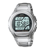 Casio® Wave Cepter WV58D-1Av Digital Display Watch