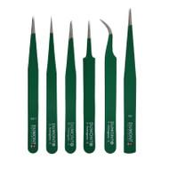 Dumont Anti-Magnetic Stainless Steel Epoxy Coated Tweezers