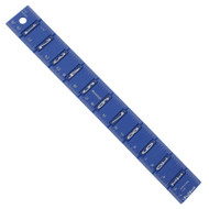 "12"" Ultimate Folding Ruler"
