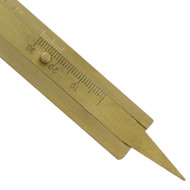 Jewelry and Watch Brass Depth Gauge