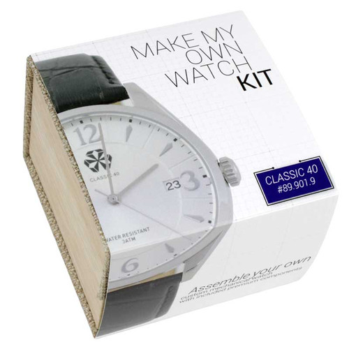 Make My Own Watch Classic 40, Kit