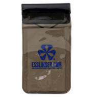 Water Resistant Plastic Protective Pouch