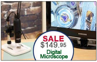 Microscope Sale
