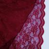 Floral Lace Mantillas with Longer Sides