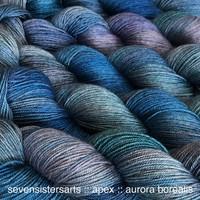 Apex Aurora Borealis