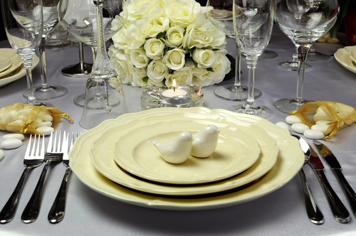 Host a phenomenal event by touch