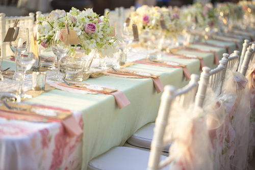 Host a phenomenal event by sight