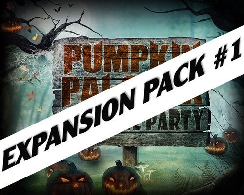 Expansion pack #1 for Pumpkin Palooza costume ball mystery party