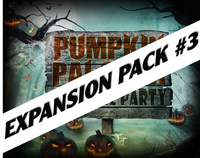 Pumpkin Palooza mystery party expansion pack #3