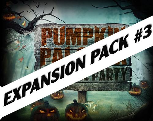 Pumpkin Palooza mystery party expansion pack #3