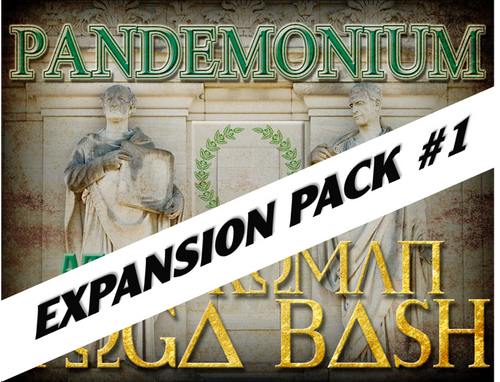 Roman toga mystery party expansion pack