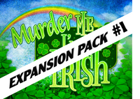 Irish mystery party game
