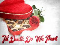 Valentine's Day murder mystery