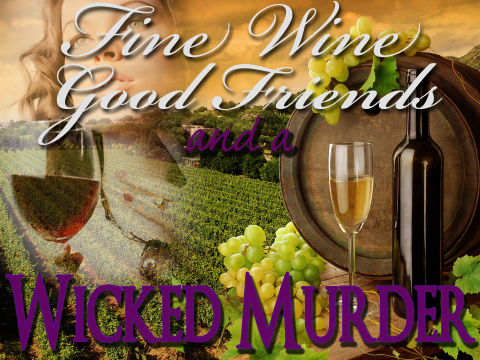 Wine mystery party