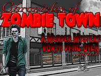 Zombie murder mystery boxed set