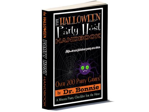 Halloween Party Host Handbook for murder mystery parties