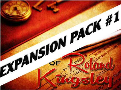 Last Will & Testament of Roland Kingsley Expansion pack