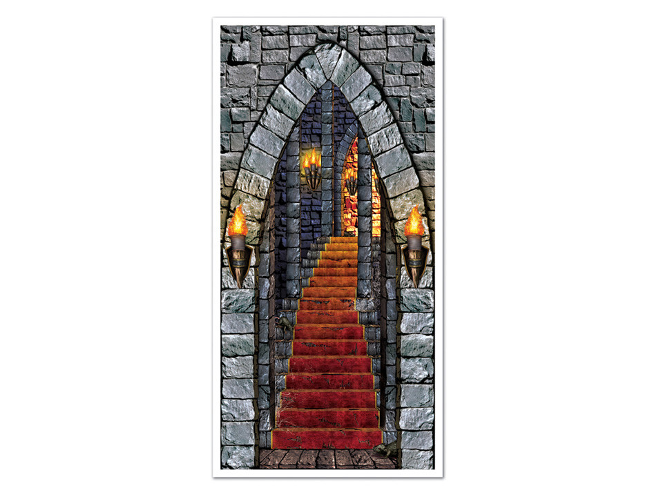 Castle Entrance Door Cover.