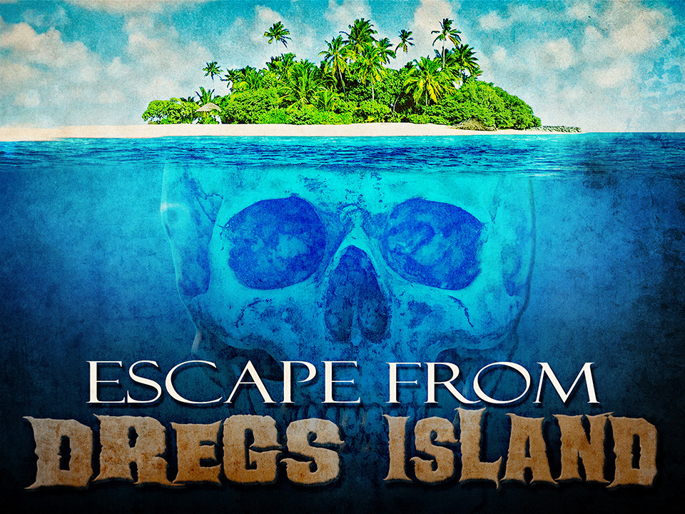 Escape from Dregs Island mystery party