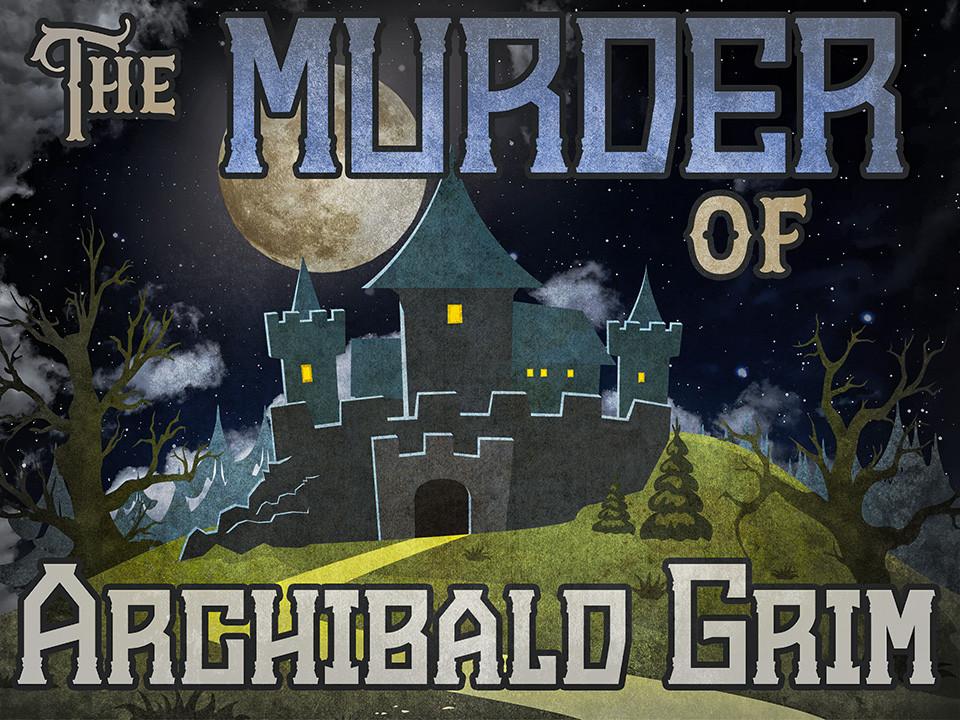 Murder of Archibald Grim - a fun tween mystery party.