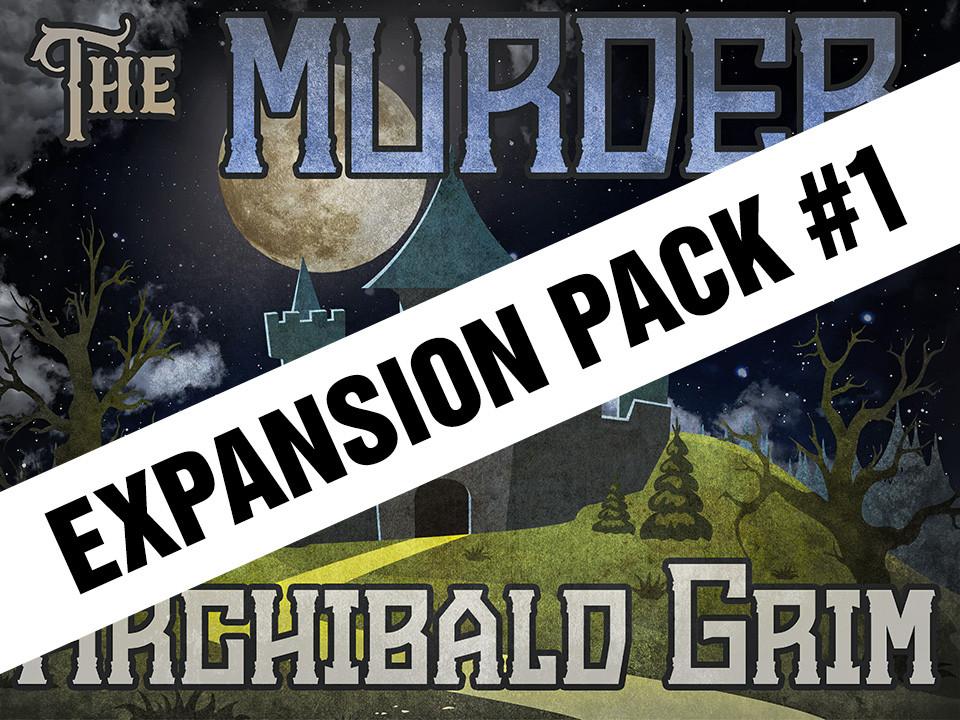 Archibald Grim Expansion pack #1