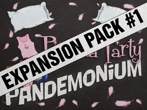 Pajama party pandemonium expansion pack.