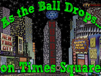 As the Ball Drops mystery party