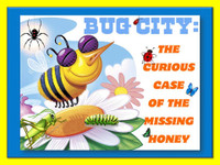 Bug mystery party for kids