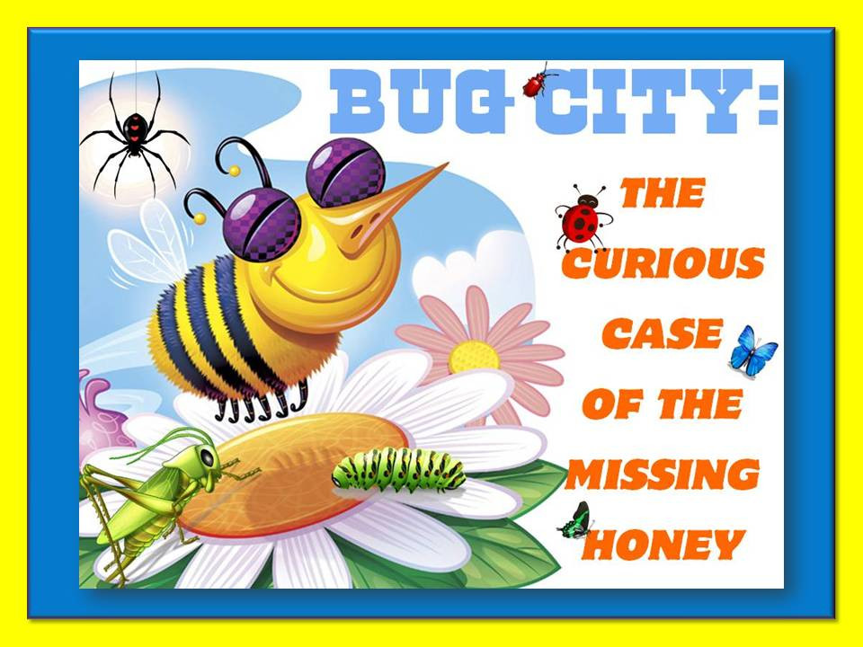 Bug City party ready pack mystery party for kids