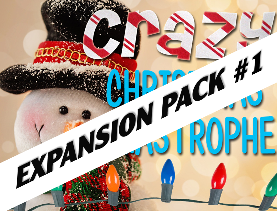 Expansion pack #1 for Christmas Castastrophe mystery party