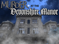 Devonshire Manor murder mystery party game
