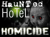 Haunted Hotel Homicide murder mystery