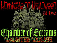 Chamber of Screams haunted house mystery party game