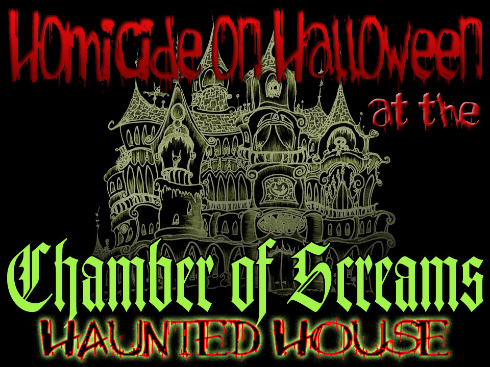 Haunted house mystery party