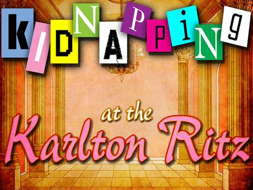 Karlton Ritz tween mystery party