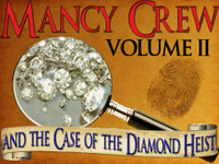Diamond Heist detective kids mystery party game