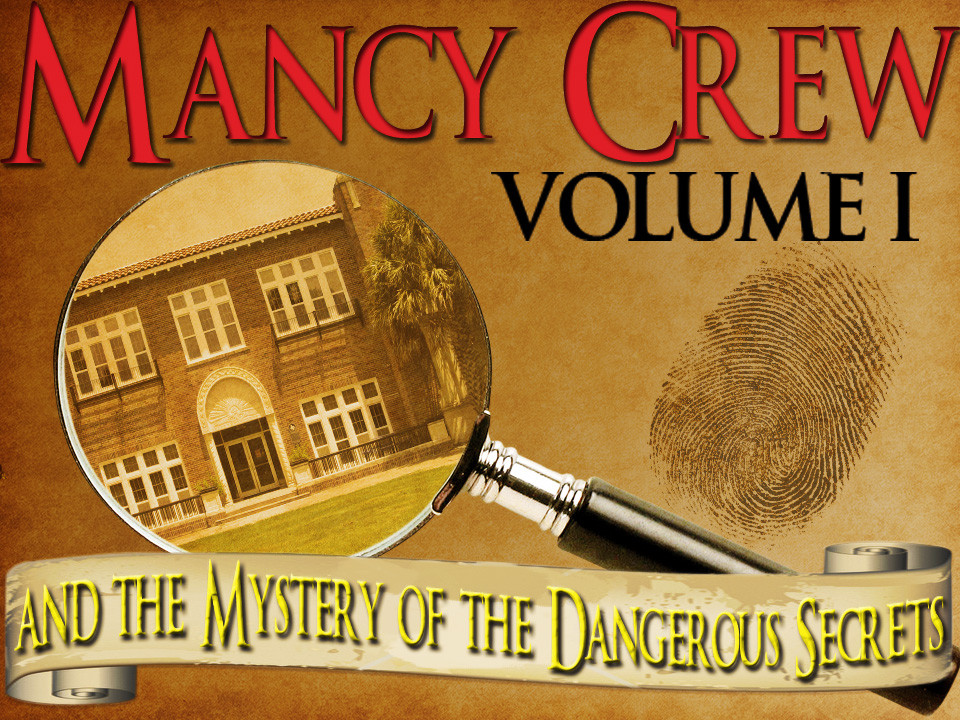 Mystery of the Dangerous Secrets mystery party for kids boxed set
