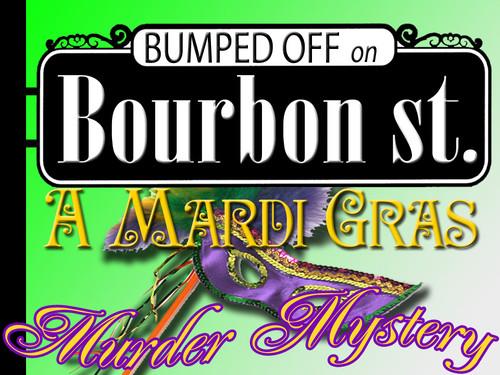 Bourbon Street mystery party