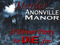 Anonville Manor traditional murder mystery party