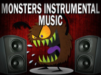 Monster Instrumental for murder mystery ambiance