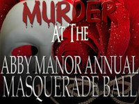 Abby Manor Annual masquerade murder mystery
