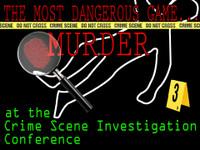 CSI mystery party