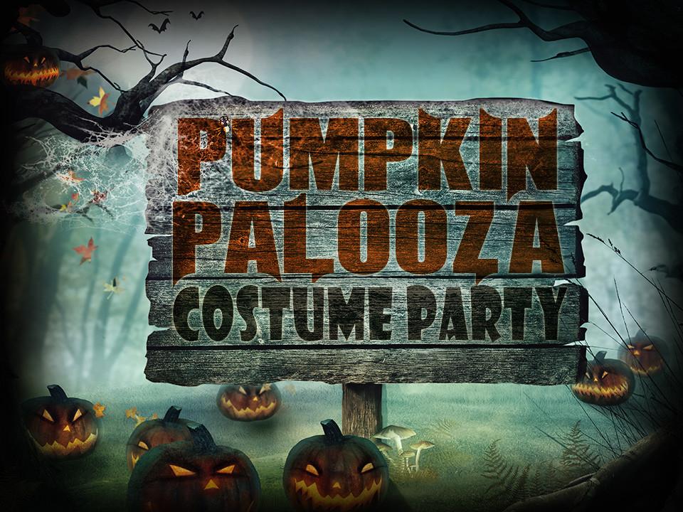 Pumpkin Palooza costume ball mystery party